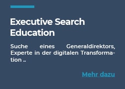 Executive Search Education